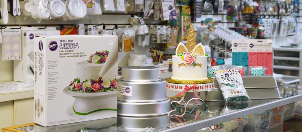 Home Sweet Art Cake Decorating Supplies