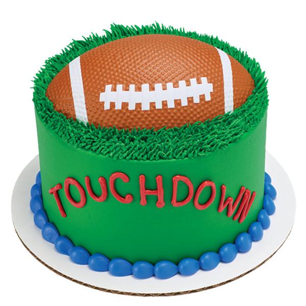 Football Pop Tops® - Sweet Art Cake Decorating Supplies